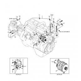 Электрика двигателя