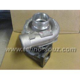 Турбокомпрессор на двигатель Isuzu 4BG1/4HK1
