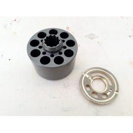 Качающий блок цилиндров левого вращения Kawasaki K3V63DT