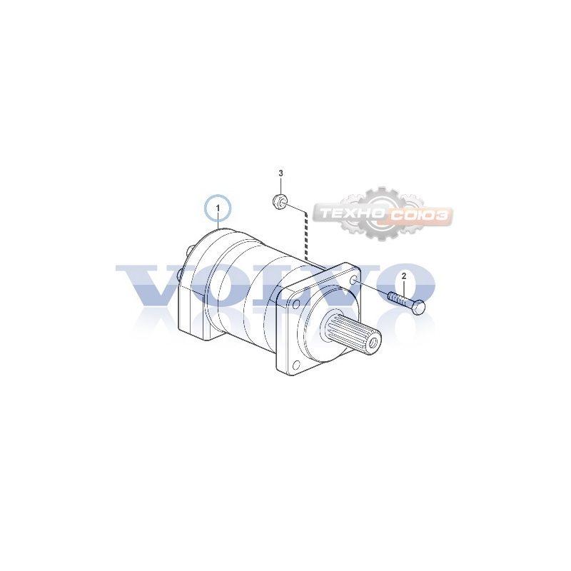 Гидромотор VOLVO MC80
