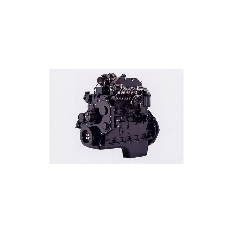 Двигатель Komatsu S6D110 / SA6D110.