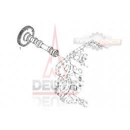 04292883 распредвал DEUTZ BF 2012 6CYL.