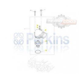 4133L508 термостат Perkins 1103-33.