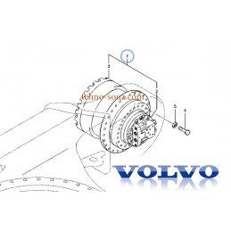 Бортовой редуктор VOLVO EC460B
