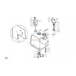 Фильтр гидравлики VOLVO EC460